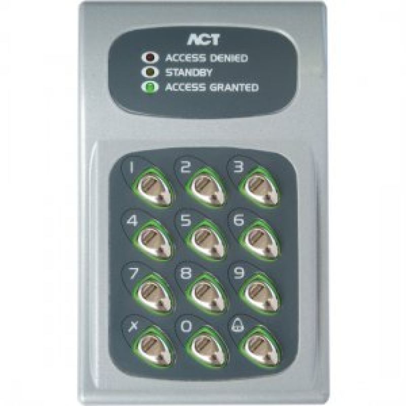 ACT10 Electronic Keypad