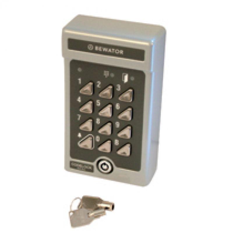 vanderbuilt k44 duo electronic keypad 12 24v ac dc. Black Bedroom Furniture Sets. Home Design Ideas