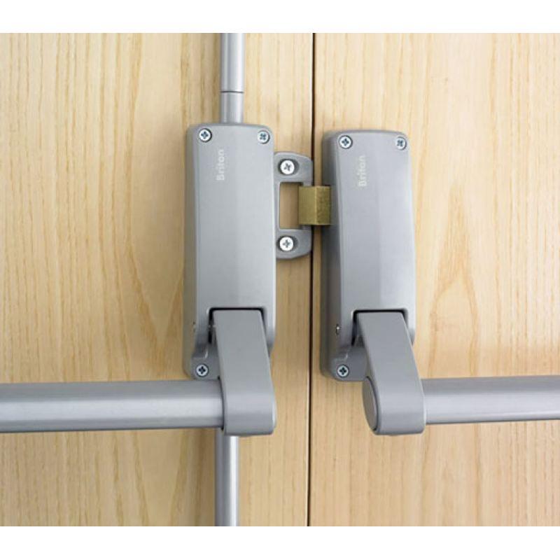 panic bars for double doors 2
