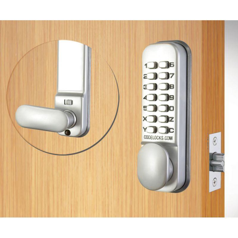 codelocks cl155 digital push button door lock