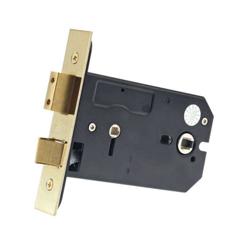 zukhb127pvd horizontal bathroom lock pvd brass