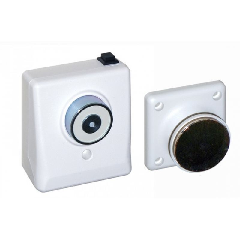 sc 1 st  AC Leigh & DeedLock AEM0351 Wall Mounted Door Hold Open Magnet pezcame.com