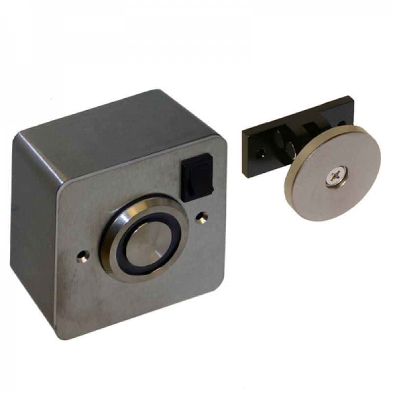sc 1 st  AC Leigh & DeedLock AEM501F-1D Wall Mount Door Hold Open Magnet