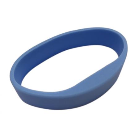 Salto Mifare Wbm01kbm Blue Silicone Key Fob Bracelet